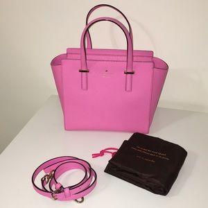 Kate Spade Cedar Street Hayden Bag Rouge Pink